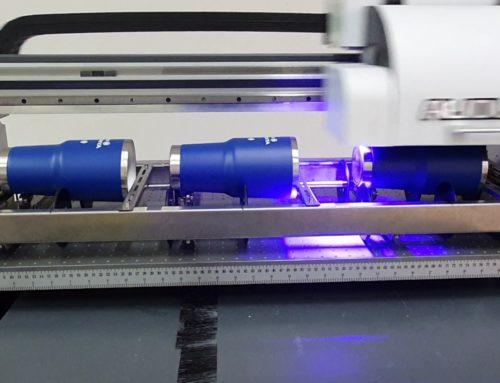 พิมพ์ UV แก้ว Yeti – Allianz Ayudhya